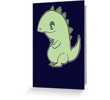 Lil' Dragon Greeting Card