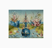 Hieronymus Bosch - Garden of Earthly Delights - Detail #3a Unisex T-Shirt