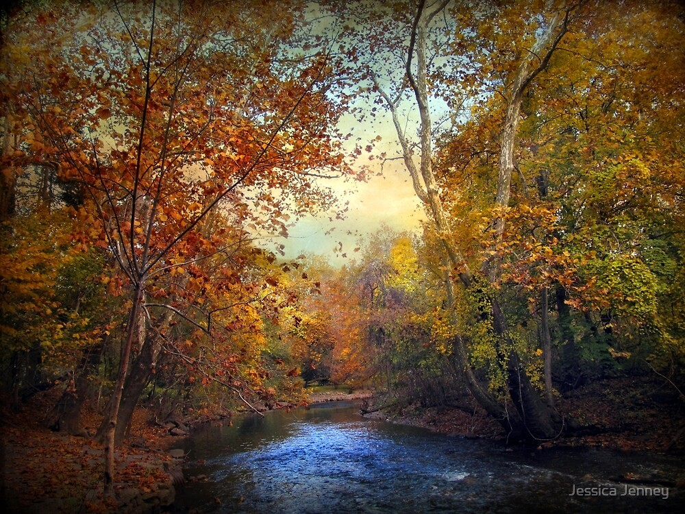 Indian Summer by Jessica Jenney