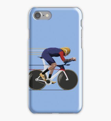 Wiggo Record Breaker iPhone Case/Skin