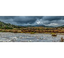 Ronnie Creek - Cradle Mountain Photographic Print