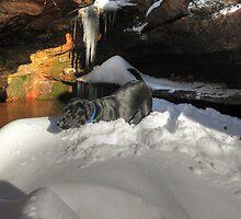 Maggie & Rock Hollow Springs - HDR by Dennis Jones - CameraView