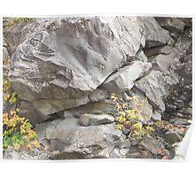 Smoky Mountain Abstract Poster
