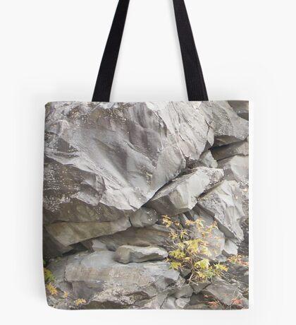 Smoky Mountain Abstract Tote Bag