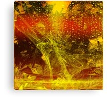 Fantasy- Abstract  Art + Products Design  Canvas Print