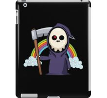Happy Little Death or La petite mort iPad Case/Skin