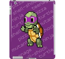 Squirtle Turtle - Donnie iPad Case/Skin