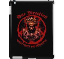 Boy Band Metal Shirt iPad Case/Skin