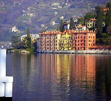 Bellano - Lake of Como by sstarlightss
