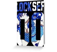 Juvia Lockser - Fairy Tail Greeting Card