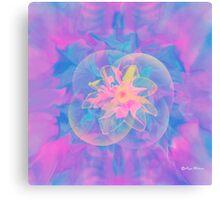 MELODIE - Relaxation -  Art + Products Design  Canvas Print