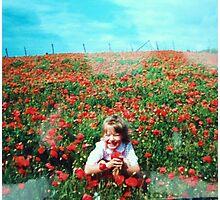 Oh Sweet Poppy Photographic Print