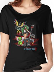 Pretty Guardian Trainer Pluto Women's Relaxed Fit T-Shirt
