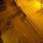 Shadows in the snowy night by sstarlightss
