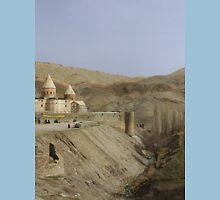 a vast Armenia landscape Unisex T-Shirt
