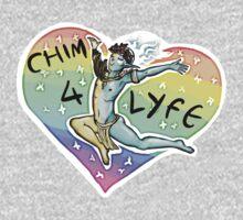 CHIM 4 LIFE - Thank u based vehk One Piece - Short Sleeve