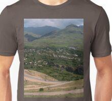a historic Armenia landscape Unisex T-Shirt