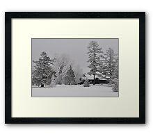Christmas Morning... Framed Print