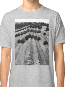 a desolate Armenia landscape Classic T-Shirt