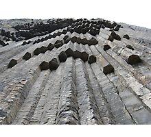 a desolate Armenia landscape Photographic Print