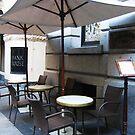 city lane cafe by Karen E Camilleri