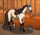 Saddled Up by Palomino1234