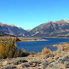 Twin Lakes, Colorado by Graeme  Hyde
