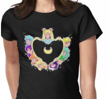 Winning Love Womens Fitted T-Shirt