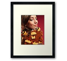 You Are Going To Be Mine! Framed Print
