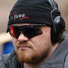 Troy Concentrating At Bendigo Shooting by lozonline