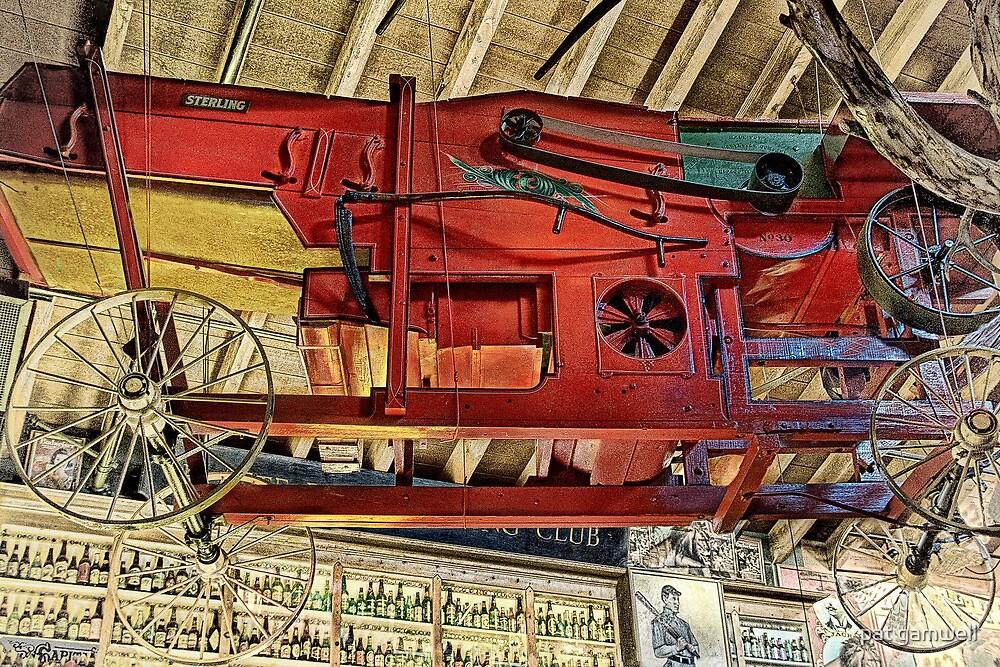 Historical Hang-Up by pat gamwell