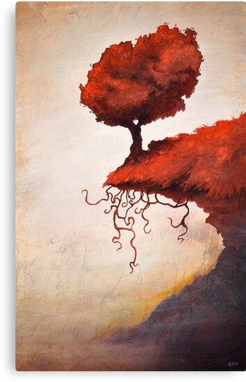 The Optimistic Crag by Ethan  Harris