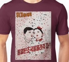 Our children Celebrate spring's arrival propaganda poster  Unisex T-Shirt