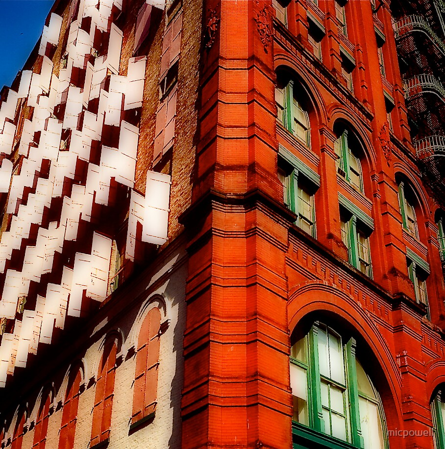 The Puck Editorial Building by micpowell
