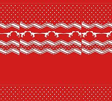 Raptor Christmas by CarlDeaves