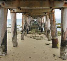 Under the Boardwalk by Sharlene Gray