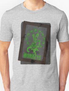 12 Monkeys Dark T-Shirt