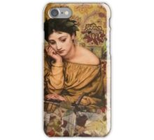 Muse Erato iPhone Case/Skin