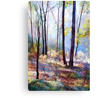 'Wickham Mist 1' Canvas Print