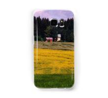 a historic Finland landscape Samsung Galaxy Case/Skin