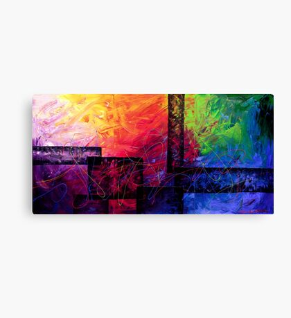 The Illusions at the Bottom Canvas Print