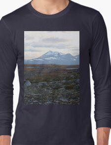 a stunning Finland landscape Long Sleeve T-Shirt