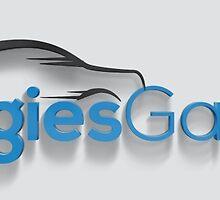 Hoagies Garage Logo by aerojt