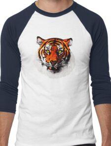 Sumatran Tiger Men's Baseball ¾ T-Shirt