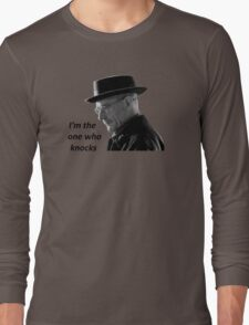Heisenberg Breaking Bad Long Sleeve T-Shirt
