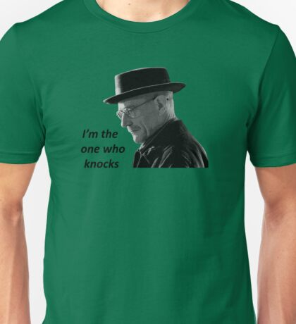 Heisenberg Breaking Bad Unisex T-Shirt