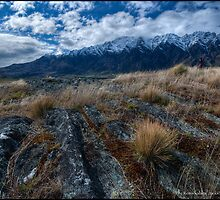 The Remarkables from Jacks Point. by Ashley Denmead