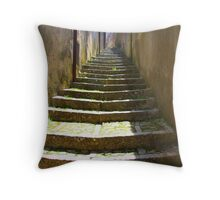 Arch & Stair Series - Stairway to heaven?  Throw Pillow