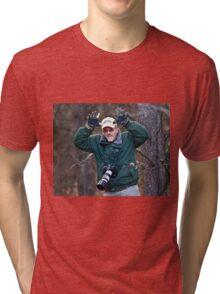 Me...I'm deerlirious! Tri-blend T-Shirt