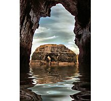 The Virgin Rock Photographic Print